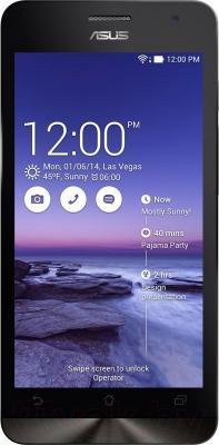 Смартфон Asus ZenFone 5 A501CG (16Gb, черный) - общий вид