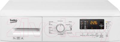 Стиральная машина Beko WKB 61031 PTYA - панель управления