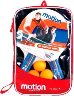 Набор для пинг-понга Motion Partner MP239B - общий вид