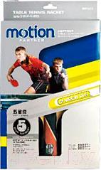 Ракетка для настольного тенниса Motion Partner MP502 - общий вид