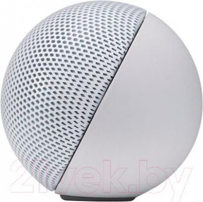 Портативная колонка Beats Pill 2.0 Speaker / MH822ZM/A (белый) - вид сбоку