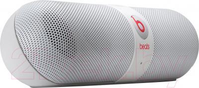 Портативная колонка Beats Pill 2.0 Speaker / MH822ZM/A (белый) - общий вид