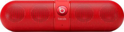 Портативная колонка Beats Pill 2.0 Speaker / MH832ZM/A (красный) - вид спереди