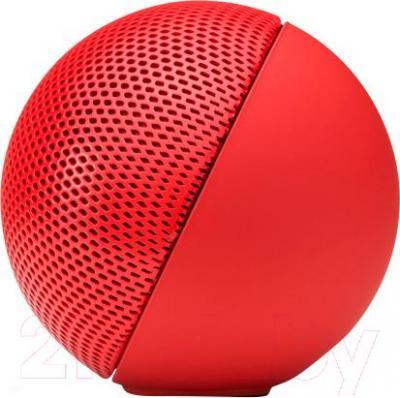 Портативная колонка Beats Pill 2.0 Speaker / MH832ZM/A (красный) - вид сбоку