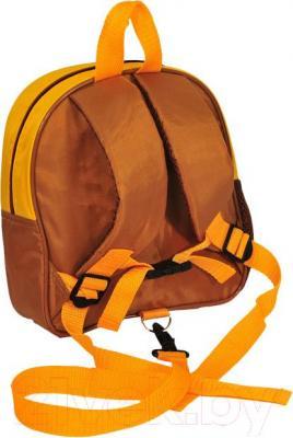Детский рюкзак Paso 13Z-304N - вид сзади