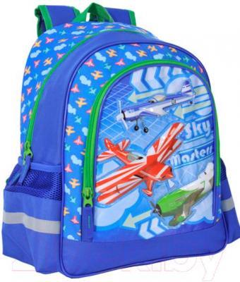 Школьный рюкзак Paso 14-122SA - общий вид