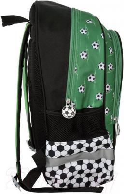 Школьный рюкзак Paso 14-122FZ - вид сбоку