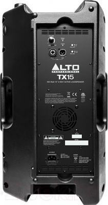 Акустическая система Alto TX15 - вид сзади
