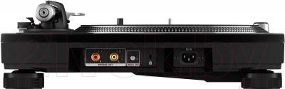 Проигрыватель виниловых пластинок Pioneer PLX-1000 - вид сбоку