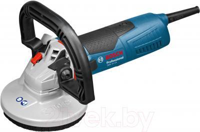 Профессиональная щеточная шлифмашина Bosch GBR 15 CА Professional (0.601.776.000) - общий вид