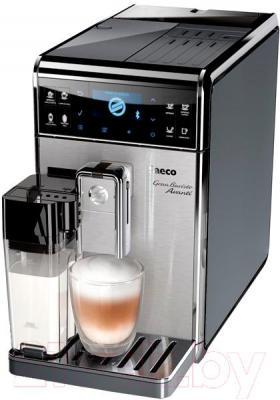 Кофеварка эспрессо Philips Saeco GranBaristo Avanti HD8969/09 - общий вид