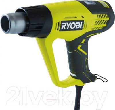 Строительный фен Ryobi EHG2020LCD (5133001730) - общий вид