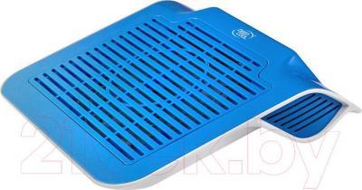 Подставка для ноутбука Deepcool N300 (синий) - общий вид