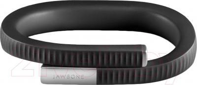 Фитнес-трекер Jawbone UP24 (S, черный) - вид сзади