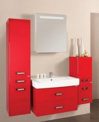 Шкаф-полупенал для ванной Акватон Америна (1A137803AM940)