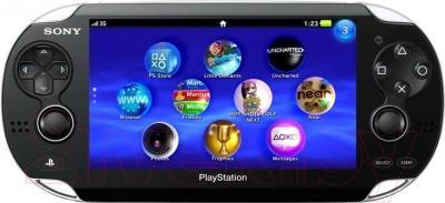 Игровая приставка Sony PlayStation Vita (PS719889113) - общий вид