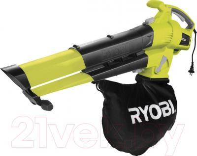 Воздуходувка Ryobi RBV3000VP (5133001225) - общий вид