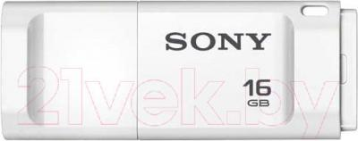 Usb flash накопитель Sony MicroVault Entry 16GB (USM16XW) - общий вид