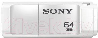 Usb flash накопитель Sony MicroVault Entry 64GB (USM64XW) - общий вид