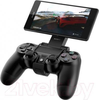 Держатель для контроллера Sony GCM10 - с контроллером и смартфоном