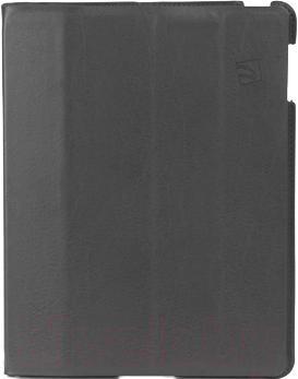 Чехол для планшета Tucano IPDCO-G (серый) - общий вид