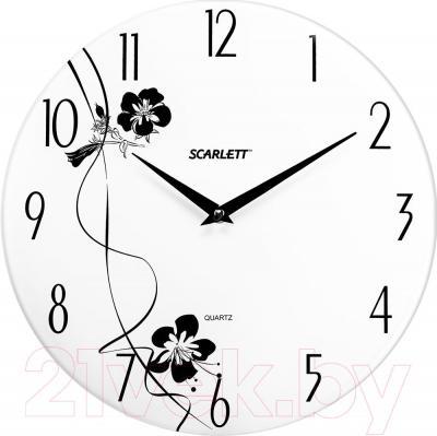 Настенные часы Scarlett SC-25F