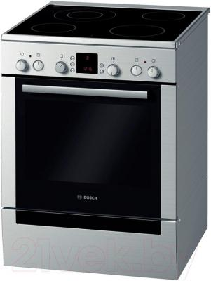 Кухонная плита Bosch HCE743350E - общий вид