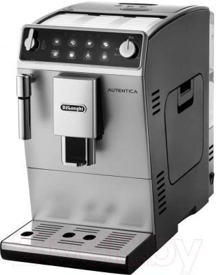 Кофемашина DeLonghi Autentica ETAM 29.510.SB - общий вид