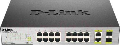 Коммутатор D-Link DES-1018P - общий вид