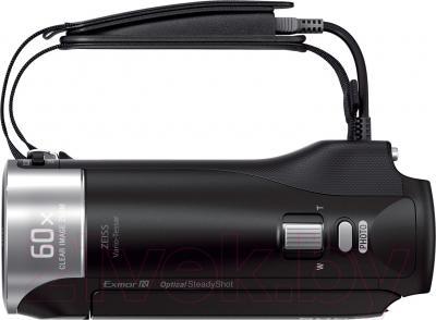 Видеокамера Sony HDR-CX405B - вид сверху