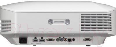 Проектор Sony VPL-HW40ES/W - вид сзади
