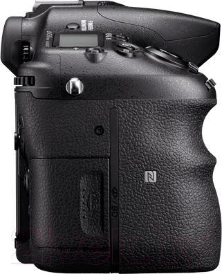 Зеркальный фотоаппарат Sony ILCA-77M2 Body - вид сбоку