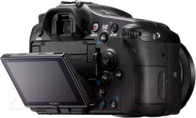 Зеркальный фотоаппарат Sony ILCA-77M2 Body - общий вид