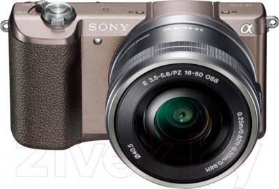Беззеркальный фотоаппарат Sony ILC-E5100LT - общий вид