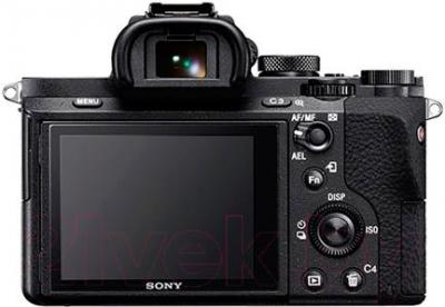 Беззеркальный фотоаппарат Sony ILCE-7M2 Body - вид сзади