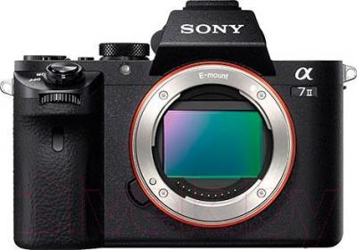 Беззеркальный фотоаппарат Sony ILCE-7M2 Body - общий вид