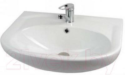 Умывальник Акватон Акваполо 6533 (1WH110162) - общий вид