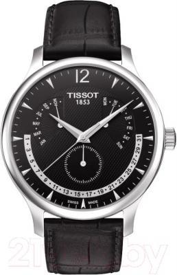 Часы мужские наручные Tissot T063.637.16.057.00