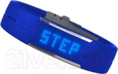 Фитнес-трекер Polar Loop (синий) - общий вид