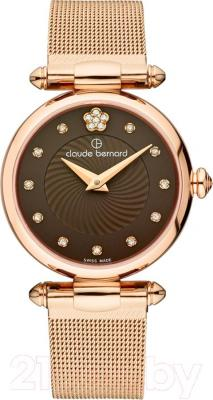 Часы женские наручные Claude Bernard 20500-37R-BRPR2