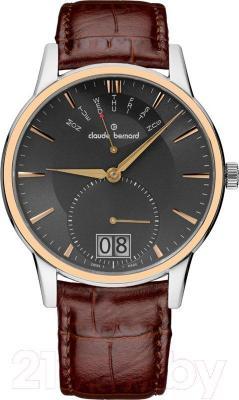 Часы мужские наручные Claude Bernard 34004-357R-GIR