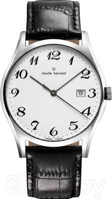 Часы мужские наручные Claude Bernard 53003-3-BB