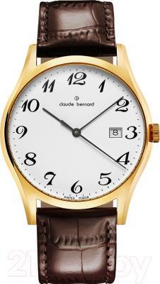 Часы мужские наручные Claude Bernard 53003-37J-BB