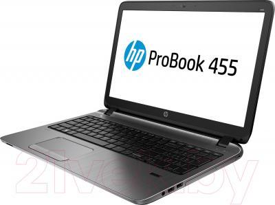 Ноутбук HP ProBook 455 G2 (G6W37EA) - вполоборота