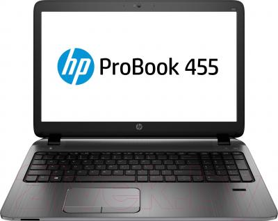 Ноутбук HP ProBook 455 G2 (G6W37EA) - общий вид