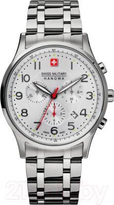 Часы мужские наручные Swiss Military Hanowa 06-5187.04.001