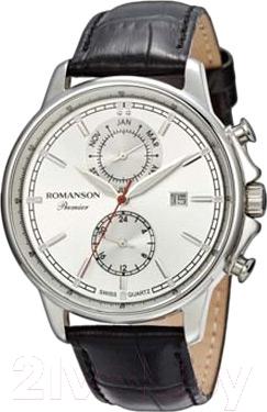 Часы мужские наручные Romanson PB3251FMWBK