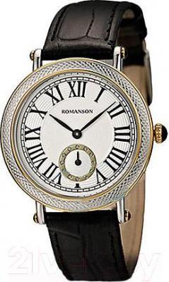 Часы женские наручные Romanson RL1253BLCWH