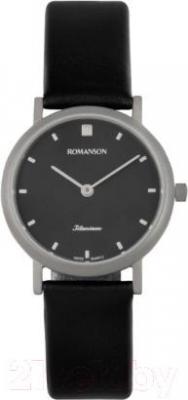 Часы мужские наручные Romanson UL0576NMWBK