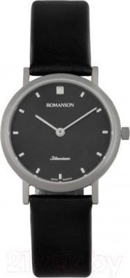Часы женские наручные Romanson UL0576LWBK